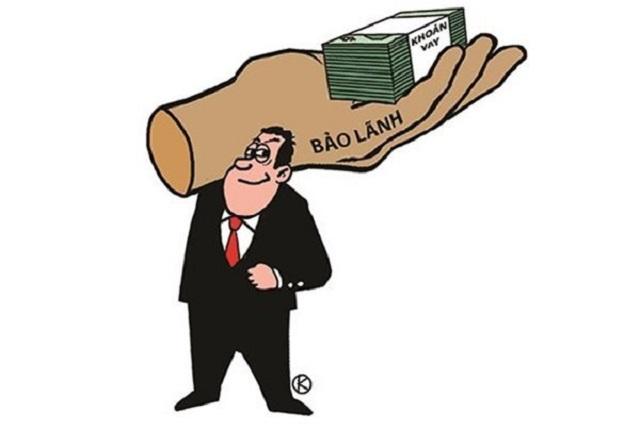 Bạn có thể vay tiền được khi ở trong nợ xấu nhóm 2 nếu như có người bảo lãnh khoản vay
