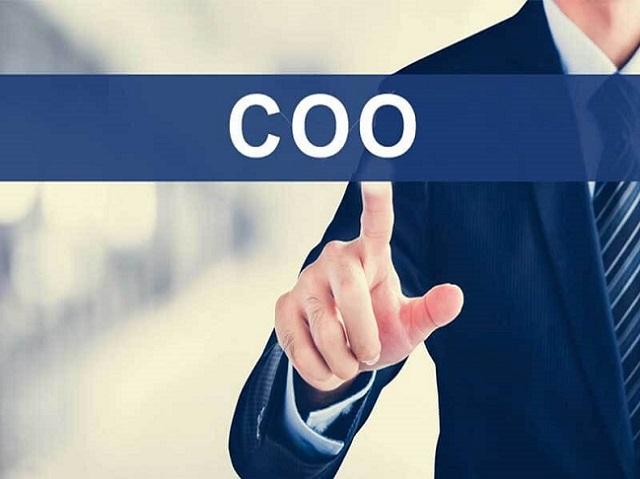 COO đảm nhiệm nhiều nhiệm vụ quan trọng của công ty