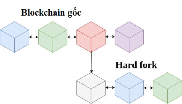 Hard Fork là gì? Tên tập kiến thức từ A đến Z về Hard Fork