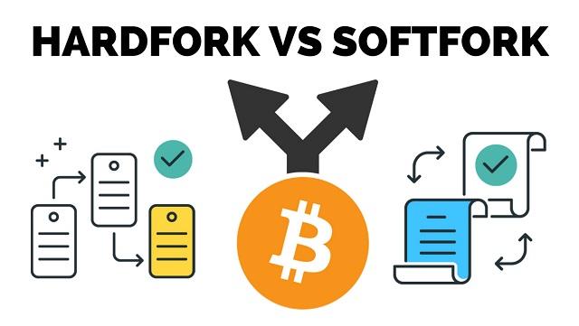 Hard Fork và Soft Fork tính chất trái ngược nhau