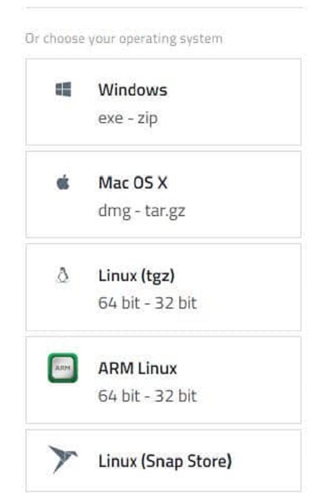 Lựa chọn hệ điều hành hỗ trợ phần mềm phù hợp nhất