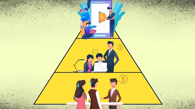 Đa cấp là gì? 4 dấu hiệu nhận biết công ty kinh doanh đa cấp