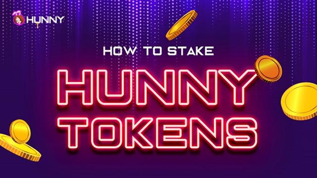 Mã thông báo HUNNY token không giới hạn nguồn cung