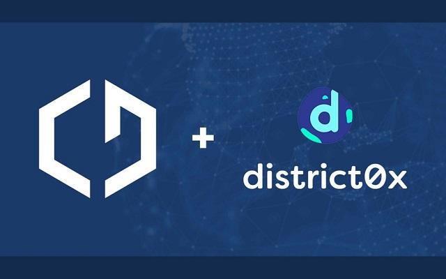 Dự án District0x là một mạng lưới thị trường phân cấp phi tập trung được tạo ra và hỗ trợ bởi nền tản Ethereum, Aragon và IPFS